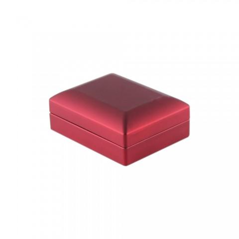 Işıklı  Kolye Kutusu - Kırmızı