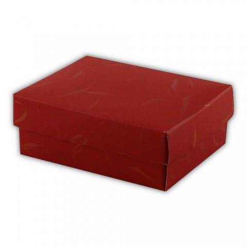 Katlamalı Kolye Kutusu Kırmızı 50 Adet