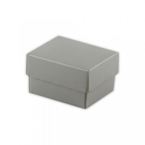Katlamalı Küpe Kutusu Beyaz 50 Adet