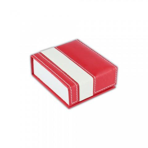 Kırmızı Karton Üçlü Set Kutusu 6 Adet