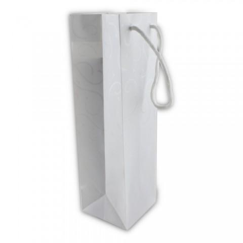 AU770g Beyaz Promosyon Kuyumcu Bileklik Çantası 50 Adet