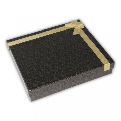 Karton Set Kutusu Siyah - Entina PK Serisi