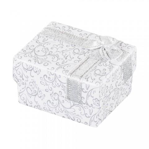 Pk Serisi Karton Yüzük/küpe Kutusu 50 Adet