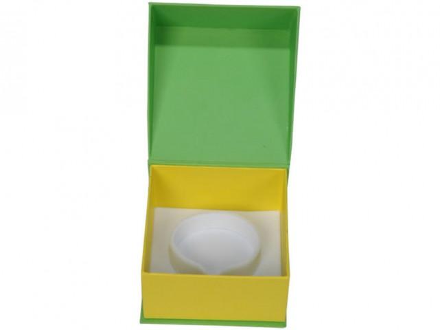 Yeşil Karton Kelepçe Kutusu